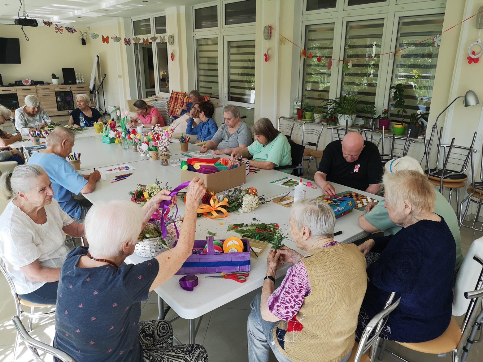 Terapia zajęciowa dla Seniorów
