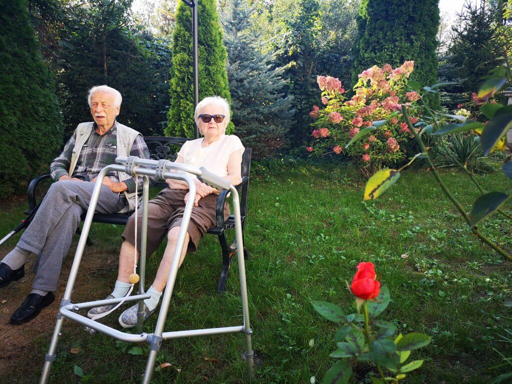 Dom opieki dla osób starszych Warszawa